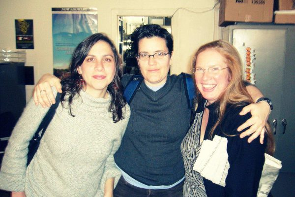 Eve Morgenstern, Kim Connell & Kelly Sheehan