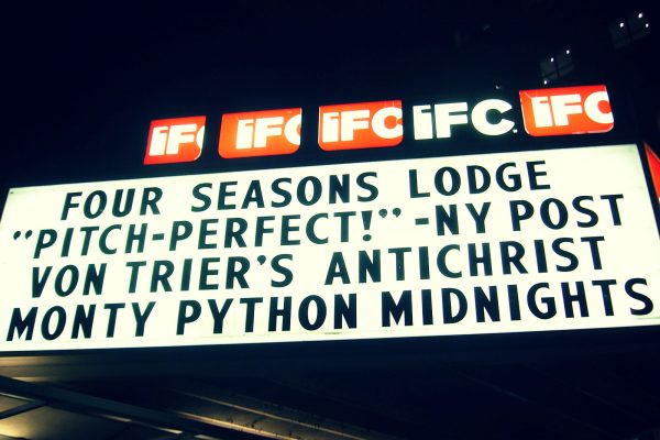 Four Seasons Lodge theatrical premiere at IFC