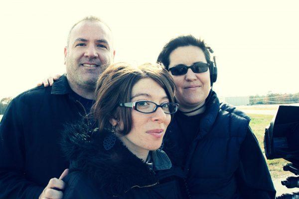Hal Gilenson, Kim Connell and Beth Botshon