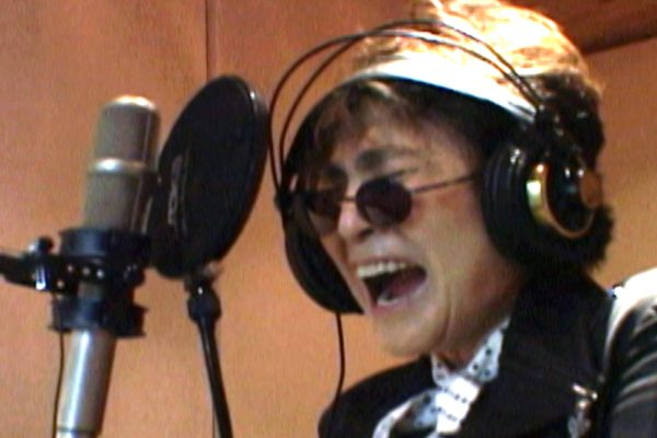 "Yoko Ono records ""Exquisite Corpse"" in Follow My Voice"